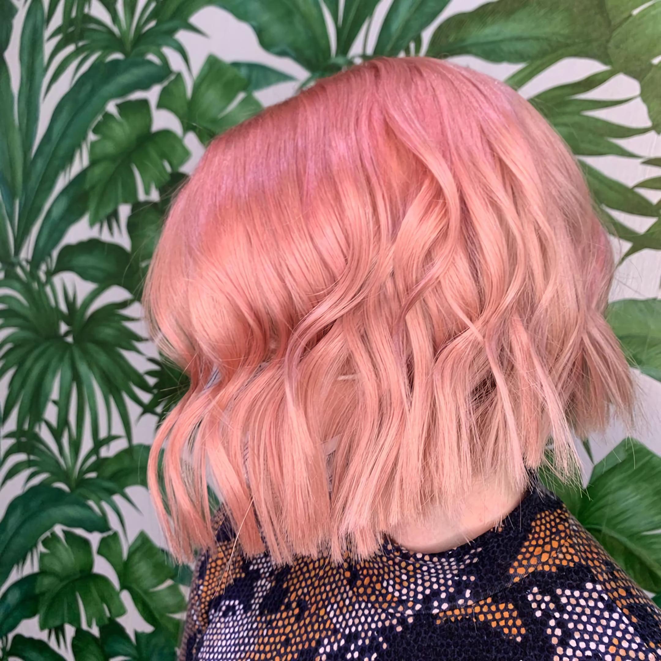 Полезные советы для людей с персиковыми волосами