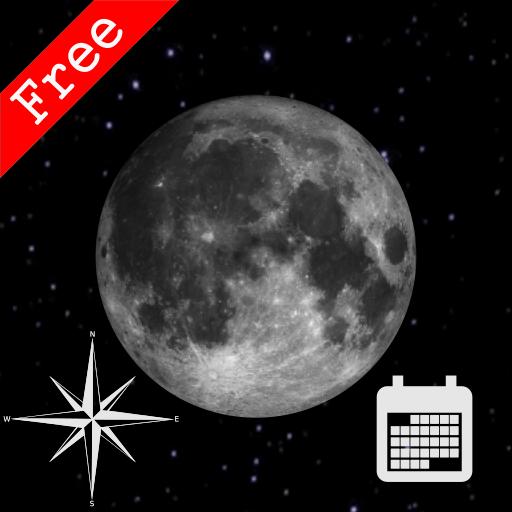 Moon Phase Calendar - приложения лунного календаря