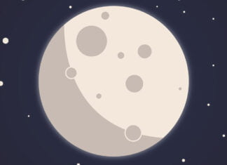 топ лучших приложений для лунного календаря и лунных фаз